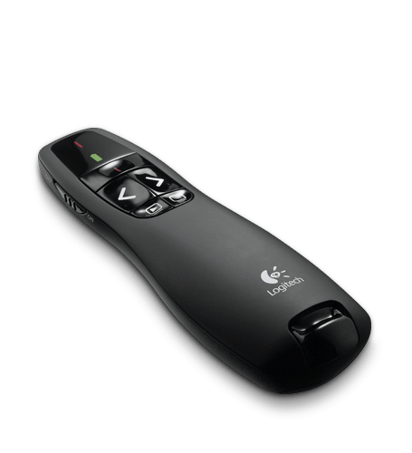 Презентер Logitech Professional Presenter R400